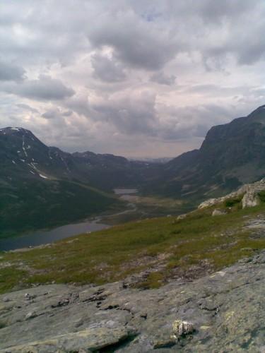 Utsikt Hydalen