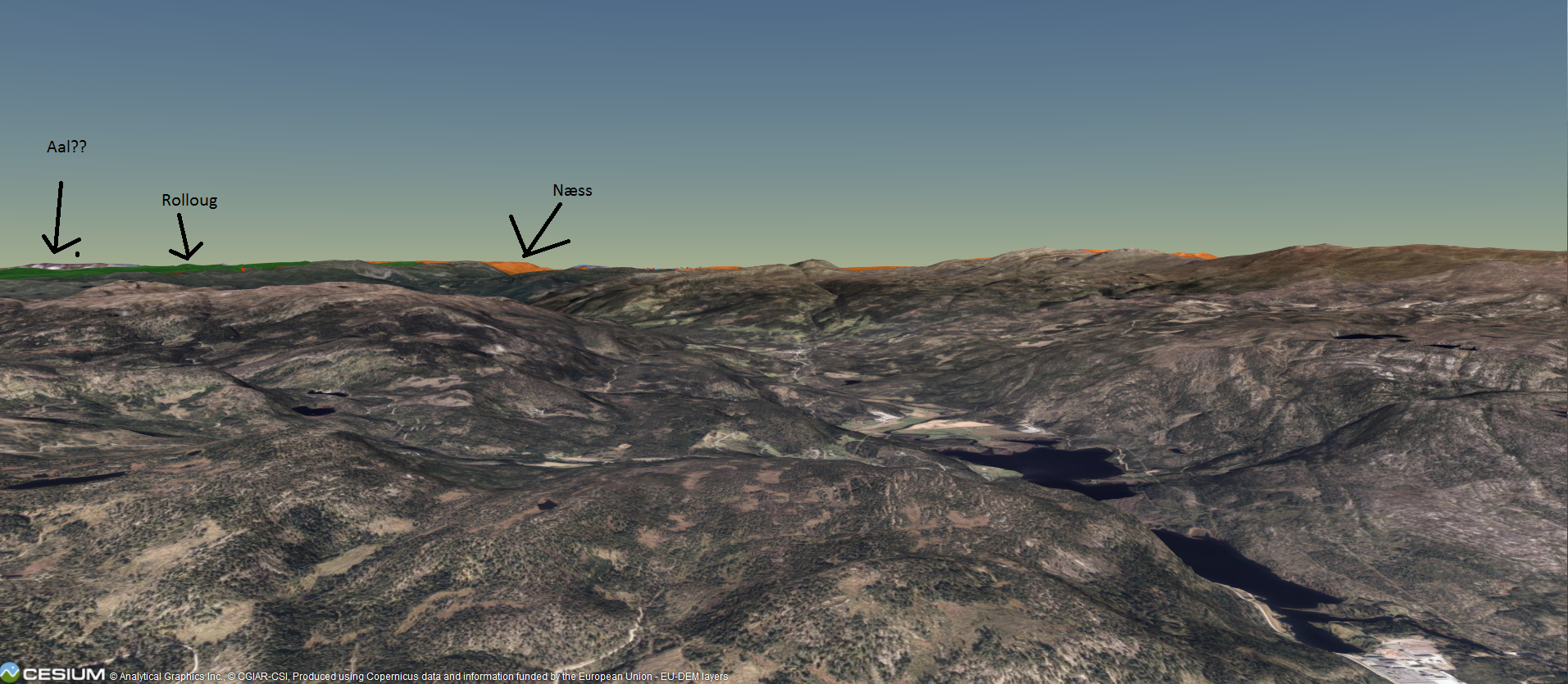 Testing Geospatial claims using Qgis, CartoDB and Cesium js   Hc